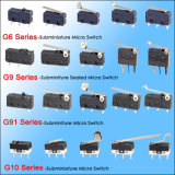 16 (4) un 250VAC U 5e4 25t125 Micro Switch con Long Straight Lever