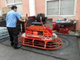 conduite concrète de l'essence 16.5kw sur la truelle de pouvoir en machine de truelle de surface de vente