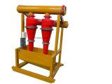 판매를 위한 드릴링 진흙 수력사이클론 Desander 분리기