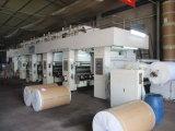 Papel de imprenta decorativo del buen del precio grano de madera de la alta calidad para los muebles