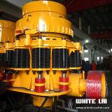 石灰岩のモーター160kwを搭載するナイジェリアで使用する石造りの円錐形の粉砕機(WLC1300)