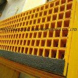 Отлитое в форму FRP и скрежетать Pultruded более сильный чем решетка стали