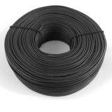 0.15-5.5 milímetros de alambre destemplado negro para hacer el alambre que afianza, atando el alambre, cortando el alambre