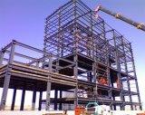 Costruzione Multi-Storey prefabbricata d'acciaio per l'appartamento del dormitorio