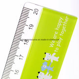 Greensource, película da transferência térmica para o plástico da régua dos artigos de papelaria