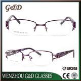 Monocolo Ng1047 ottico di Eyewear del blocco per grafici del metallo del nuovo modello di modo
