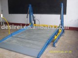 Doppeltes Plattform-Winkel-Auto-Ablagefach-einfacher Parken-Aufzug