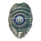 공장 가격 은 경찰 접어젖힌 옷깃 Pin 기장 선전용 선물