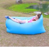 Облегченный водоустойчивый раздувной спальный мешок воздуха софы
