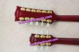 Mahogany тело & шея/двойная шея/гитара Afanti электрическая (ASG-536)