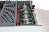 O rolo de papel hidráulico lateral dobro Semi automático elevado de Quanlity/Pre-Glue/película de Glueless BOPP/máquina de estratificação térmica/quente (o laminador)