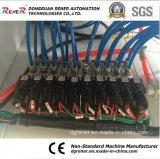 Нештатная автоматическая производственная линия агрегата для пластичных продуктов оборудования