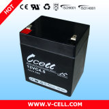 Vcell SMF Battery 12V 4.5ah Lead Acid Battery