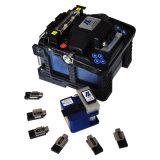 La mejor encoladora de fibra óptica certificada CE/ISO de la fusión de la venta de Eloik