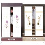 Kundenspezifischer Wohnzimmer-Möbel-Schiebetür-Schrank 2017