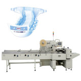 Bambino Diaper Packing Machine per 8PCS Package Baby Diapers