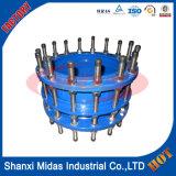 ISO2531 Ggg50 Kneedbaar Gietijzer Di Dismantling Joint Pn40 voor Ductile Iron Di Pipe