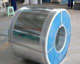 Colore d'acciaio preverniciato PPGI rivestito della bobina del galvalume per costruzione