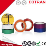 UL Certificate를 가진 우수한 Color Coding Vinyl Electrical Insulation Tape