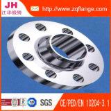 Flange do aço de carbono C22.8 Uin2278 Pn16/40