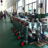 Vacuüm Transportband voor het Chinese Vervoer van het Uittreksel van de Geneeskunde