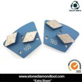 Concrete를 위한 거친 Pad Type Diamond Polishing Pad