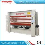 Машина давления аттестации CE гидровлическая горячая