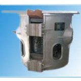 Het Verwarmen van de Inductie van de Frequentie van het Aluminium van Kgps Midden Smeltende Oven 500kw