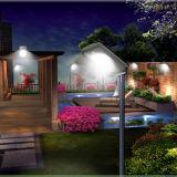 Im Freien angeschaltenes Mikrowellen-Radar-Bewegungs-Fühler-Garten-Solarlicht