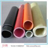 GRP FRP Pultrudedのプロフィール、防蝕ガラス繊維FRPの円形の管または管のプロフィール