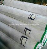 revêtement de sol de PVC de support de feutre du rouge 70GSM