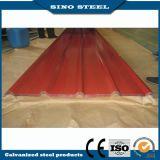 Buntes Dach-Stahlmaterial vorgestrichenes Stahldach-Blatt