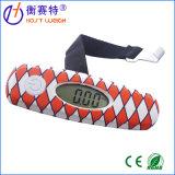 ストラップまたはホックが付いている携帯用スケールの重量を量る50kg荷物