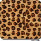 Пленка печатание перехода воды пленки животной кожи ширины Tsautop 1m/0.5m высокого качества гидрографическая окуная пленку Tspd1208-1