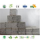 Panneau de mur composé en plastique en bois de Ruiying