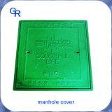 Высокая крышка люка -лаза композиционного материала нагрузки D400 FRP
