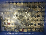 アルミニウムCNCの機械化アルミニウム部品-手の紡績工