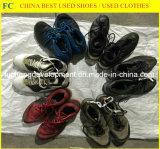 Preiswerter Preis verwendete Schuh-Fabrikzhejiang-Masse verwendeten Schuh-Export 2016 für Afrika-Markt