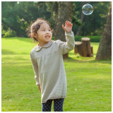 Phoebee strickte Kind-Kleid-Sprung-/Herbst-Mädchen-Kleid