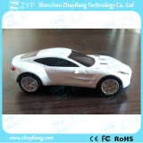 Forma del metal blanco Aston Martin Racing Sports Car USB Flash Drive (ZYF1733)