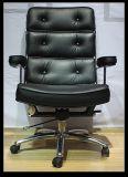 현대 회전대 높은 뒤 가죽 사무실 매니저 의자 (A103)