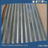 Gli strati ondulati/hanno ondulato lo strato del tetto del metallo