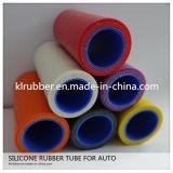 Boyau de radiateur en caoutchouc de silicones de qualité pour la pièce d'auto