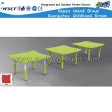 Preiswerte Kind-Plastiktisch-Klassenzimmer-Möbel HD-1801A