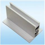 Perfil de alumínio da ruptura térmica para o revestimento condicional do pó do ar, ruptura térmica, anodizando, prata que lustra, polonês dourado