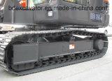 Mini excavador de la correa eslabonada de Baoding 5500kg con el compartimiento 0.2cbm