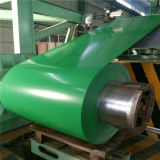Bobina de aço galvanizada Prepainted do metal de Dx51d material de construção de aço