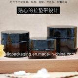 Cristalleria di vetro impaccante del vaso dell'estetica di vetro di Contatiner