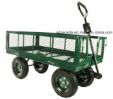 Nuovo carrello professionale dell'iarda e di giardino del pollice verde