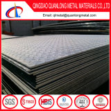 S235jr Hr Mild Checkered Floor Steel Plate